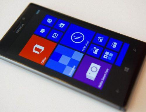 Presentation of Nokia Lumia 925 on Windows 8