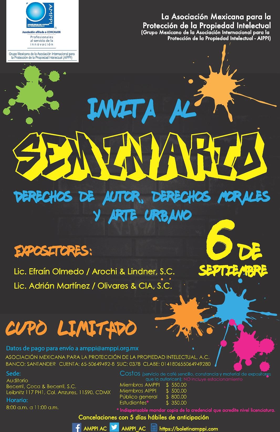 SeminarioDAyArteUrbano2 4sep18